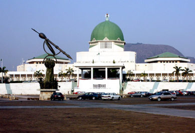 Nigerian National Assembly: Theatre of the absurd -By Toks Ero