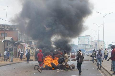 Togo Conflict