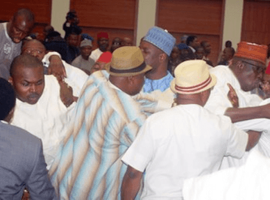 2015: When politicians overheat the polity -By  Mohammed Faskari