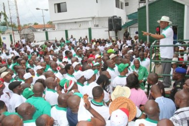 The great movement of the southern Abia senatorial zone -By  Eddie Onuzuruike