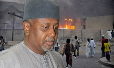 Treachery Of Sambo Dasuki (NSA) -By Usman Isa
