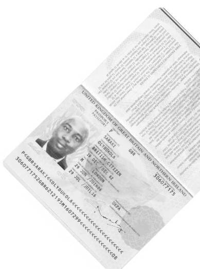 UK passport of Senate President Bukola Saraki