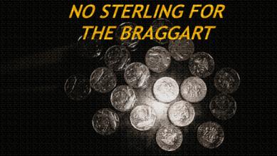 No Sterling