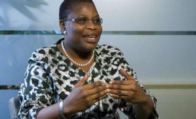 Pastor, Dr, Mrs Oby Ezekwesili