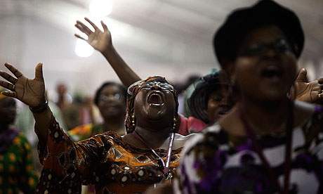 Nigeria Pentecostal Jessica Rinaldi Reuters
