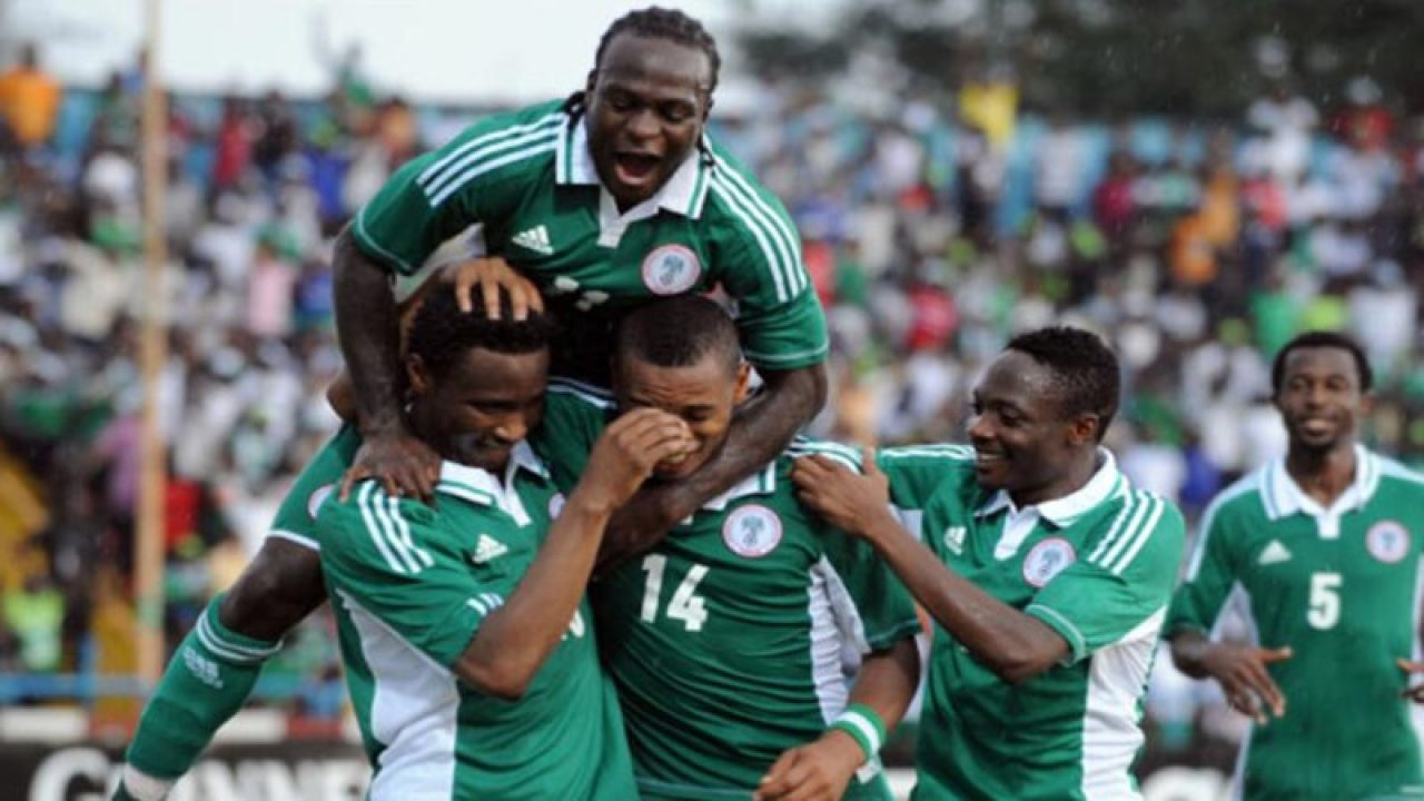 Image result for Haruna Lukman believes Nigeria will excel in Russia