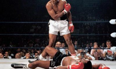 Mohammed Ali Boxing