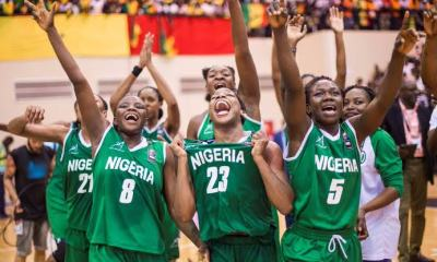 Nigeria D'Tigress