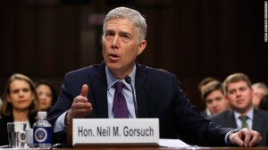 Confirm Gorsuch
