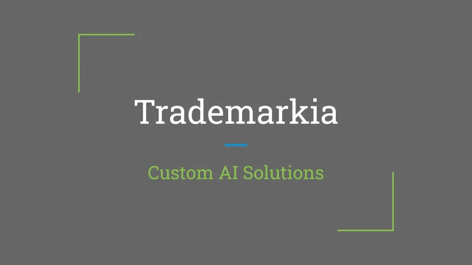 custom ai solutions, ai in legal