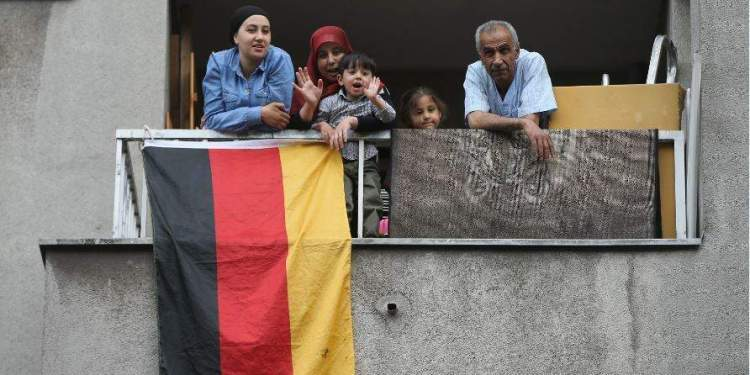 Immigrants in Germany