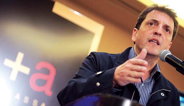 Sergio Massa Intendente de Tigre y Diputado Nacional electo - Foto: Web