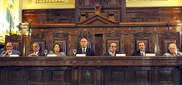 La corte suprema de justicia - Foto: web
