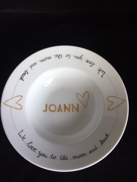 Geboorteservies Joann