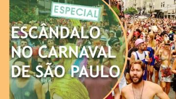 escândalo no carnaval