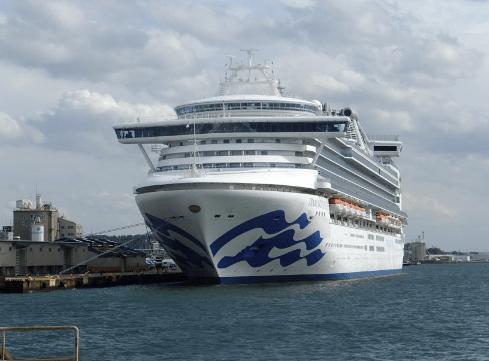 Novos-passageiros-deixam-cruzeiro-em-quarentena-no-Japão