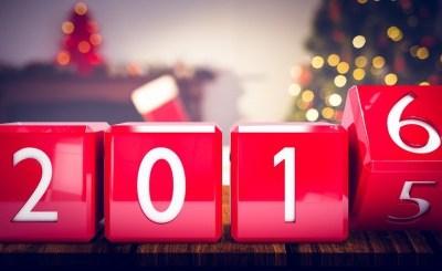 Frohe Weihnachten 2015 & einen Guten Start 2016