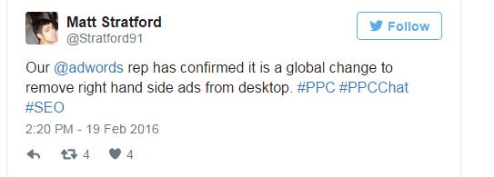 AdWords Confirmed