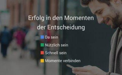Google Partner Event bei Oplayo – Mikromomente