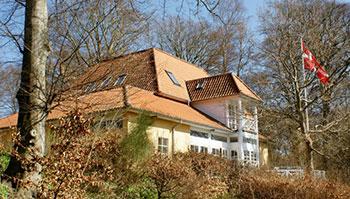 Picnic Skovhuset ved Søndersø