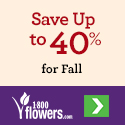 Send Smiles All Winter Long! Save up to 30% on Flowers and Gifts at 1800flowers.com