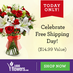 Celebrate Easter with a smile! Save $10 on purchases of $59.99 & up at 1800flowers.com. Use Promo Code ESTR59 at checkout. (Offer Ends 04/20/2014)