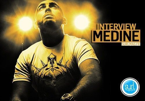 Interview Medine by Surl Mag