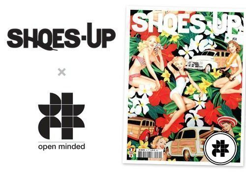 Shoes-Up Magazine
