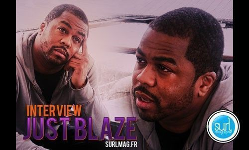 Interview avec Just Blaze
