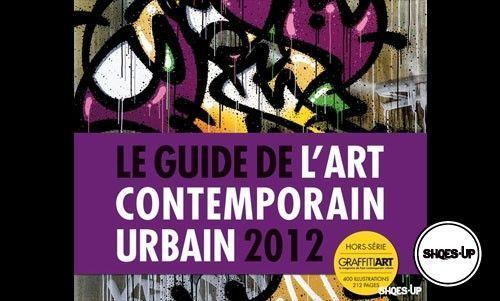 Le Guide de l'art contemporain urbain 2012