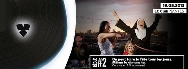 Unbottle Yourself t'invite le 19 mai à Nantes !