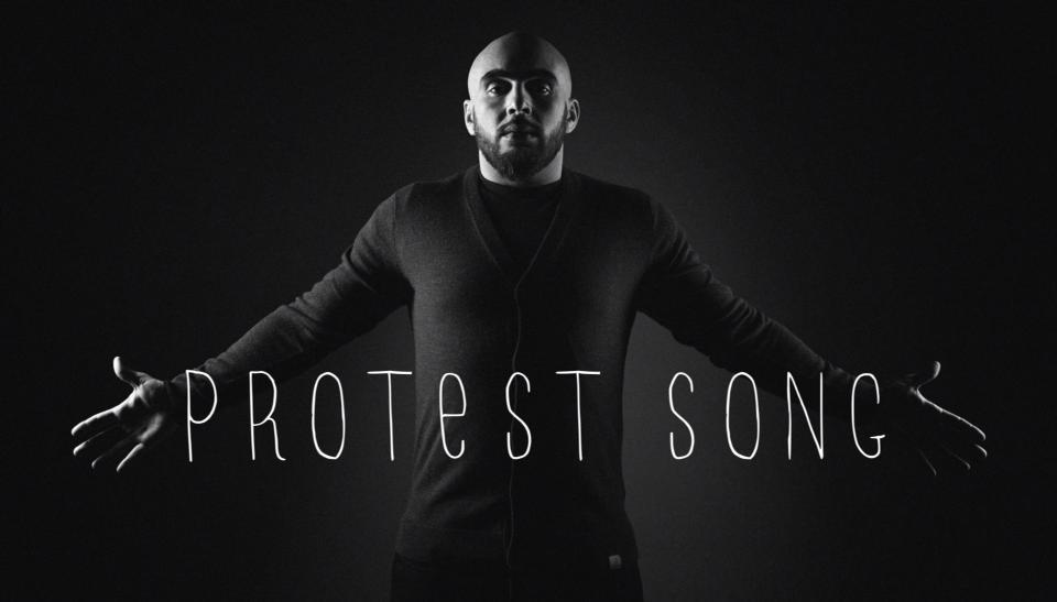 Medine album protest song
