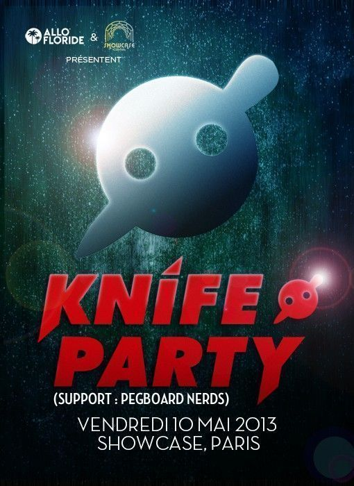 Knife Party x Pegboards Nerds x Neus + Guests