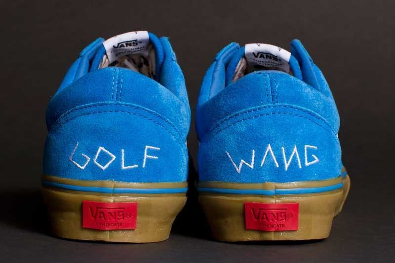 collaboration odd future vans