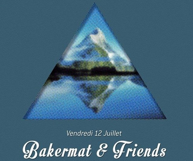 bakermat & friends showcase