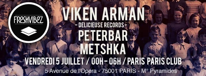 freshvibez party paris paris