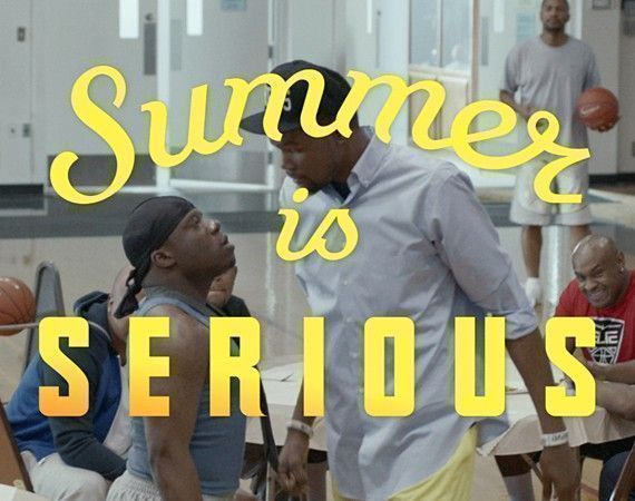 nike summer is serious
