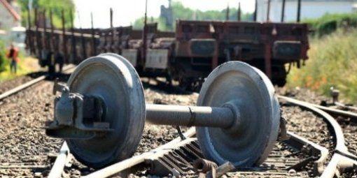 haltère rail trains