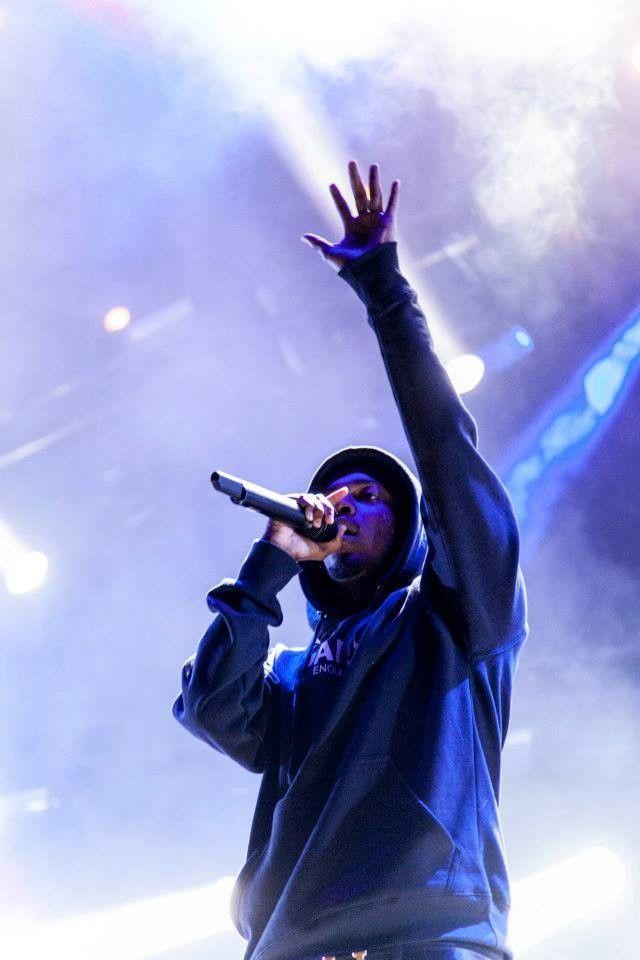 Kendrick Lamar Rock en seine