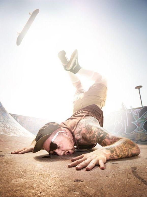 chute rider photo