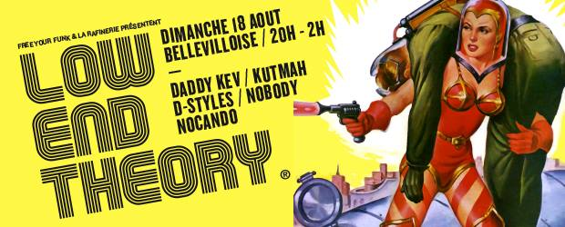 low end theory paris