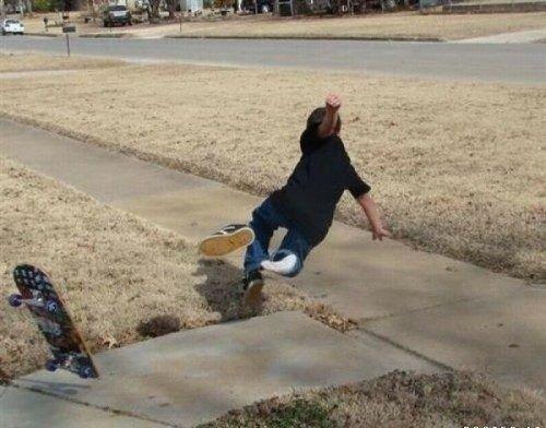 chute skate