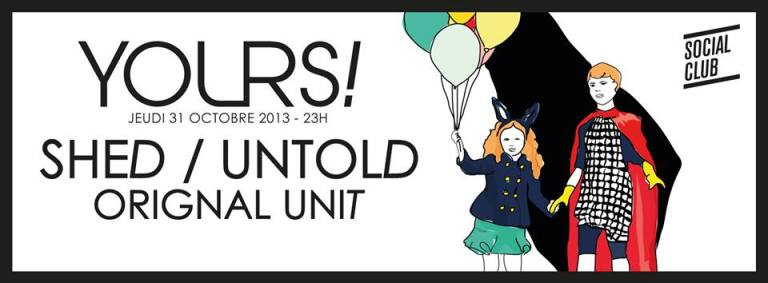 yours! untold