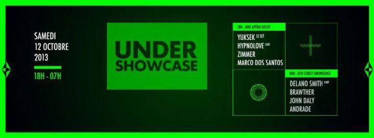 under showcase