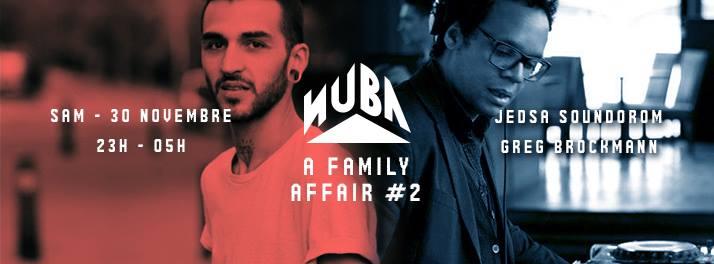 nuba-family-affair