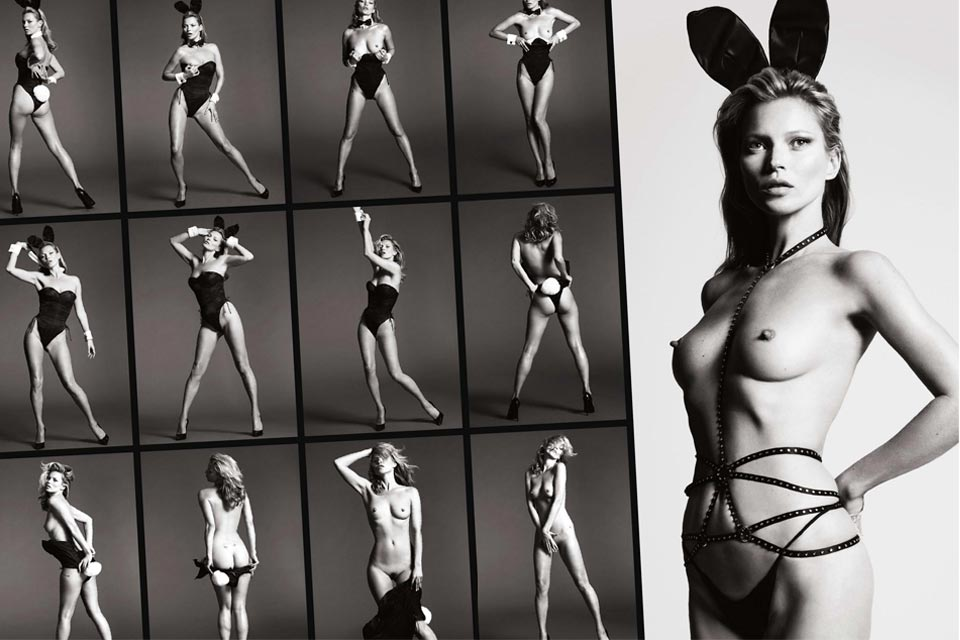 kate moss playboy open minded