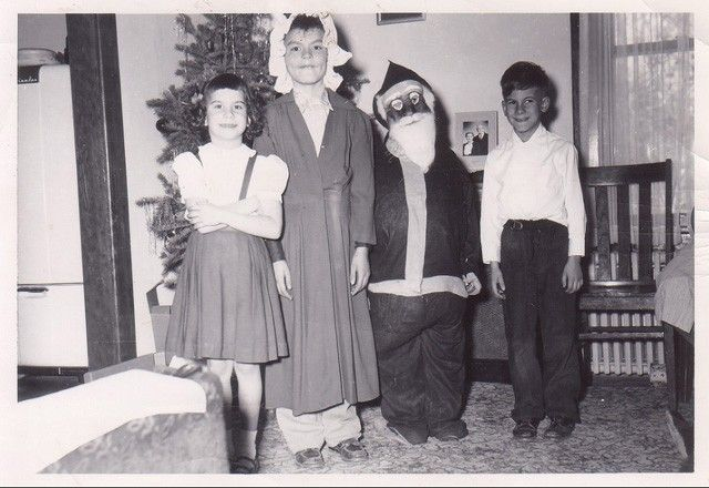 Père Noël Nain
