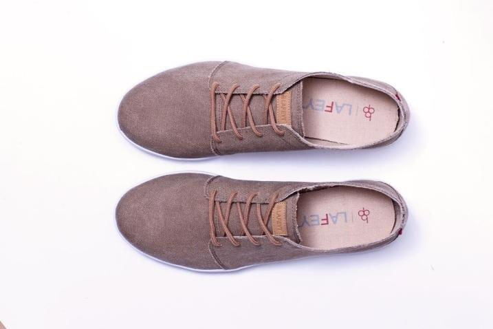 DERBY CARAMEL WHASHED CANVAS