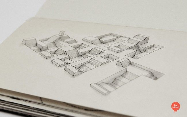 Lex Wilson lettering & typography 3D