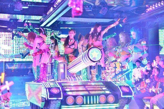 The Tokyo robot bar